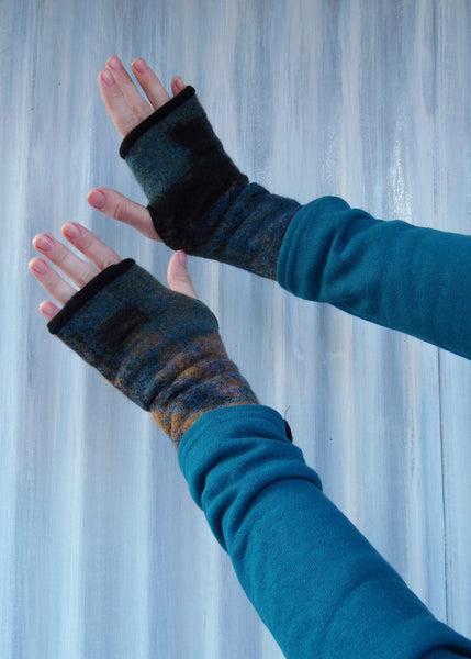 Remnant Wool Arm Warmers
