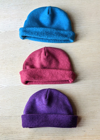 Hemp Fleece Hat (Baby)