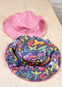 Reversible Sun Hat (Kids)