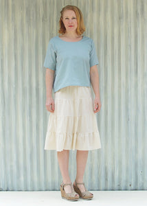 Emma Peasant Skirt (Custom Made)