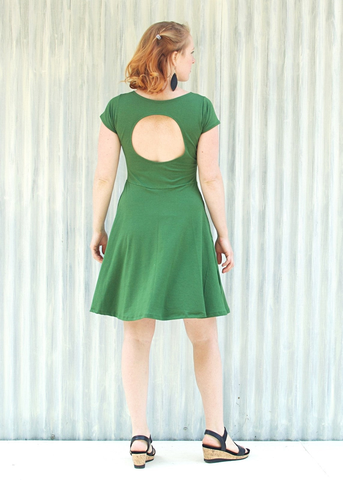 Ivy Skater Dress (Custom Made)