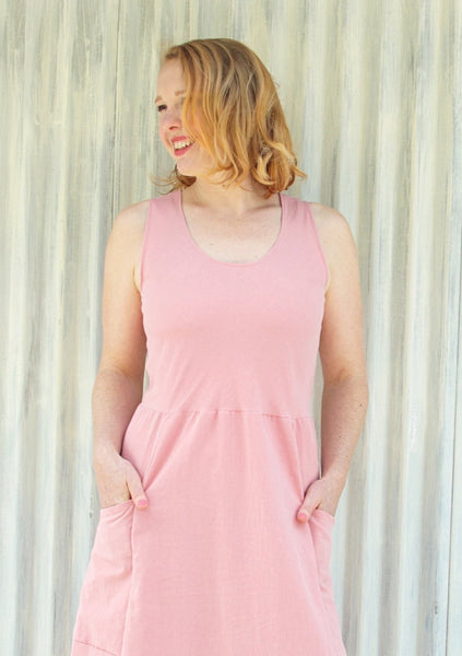 Liliana Dress - Custom Made - Handmade Organic Clothing