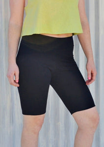 Hemp Lycra Biker Undershorts - Ready to Ship Sammi Shorts - Handmade Organic Clothing
