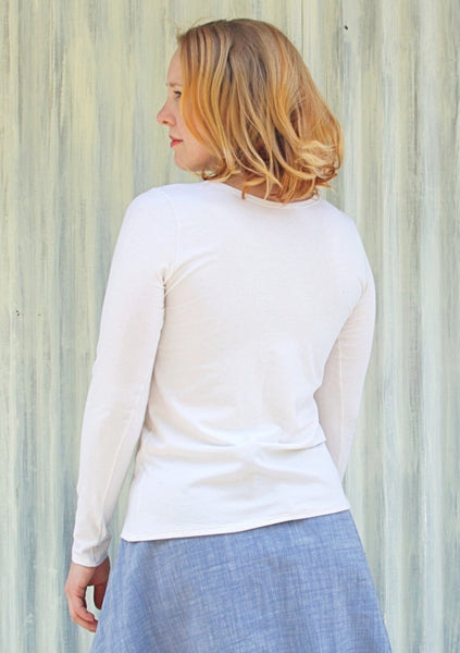 Maggie Top (Custom Made) - Handmade Organic Clothing