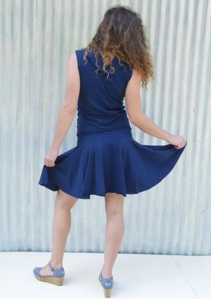 Lola Circle Skirt (Custom Made) - Handmade Organic Clothing