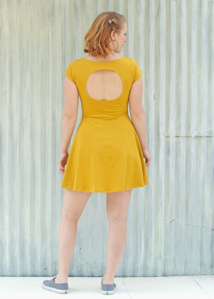 Sunny Cutout Dress