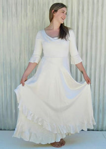 Serenity Wedding Gown (Custom Made)
