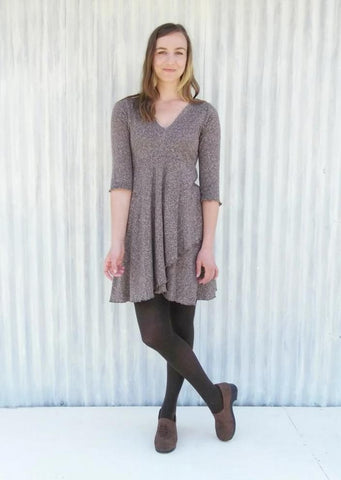 Paige Dress - Custom Made - Handmade Organic Clothing