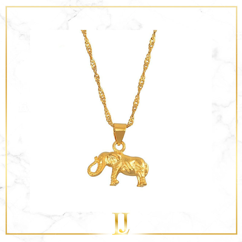 Elephant Necklace - Limitless Jewellery