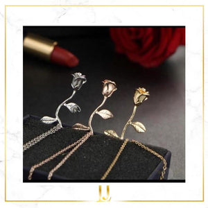 INFLUENCER: Rose Pendant Necklace Home - Limitless Jewellery