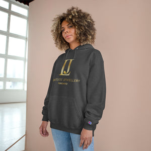 Limitless Jewellery Merch Champion Hoodie