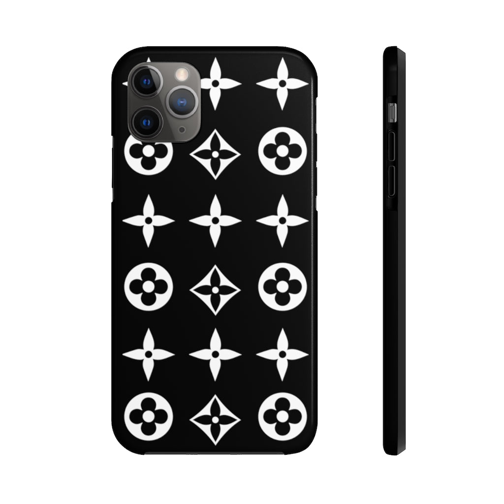 Floral Print Tough Phone Case - Limitless Jewellery