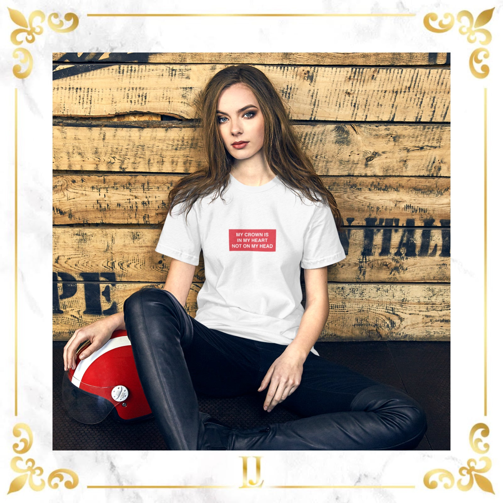 Men And Women Heart T-Shirt - Limitless Jewellery