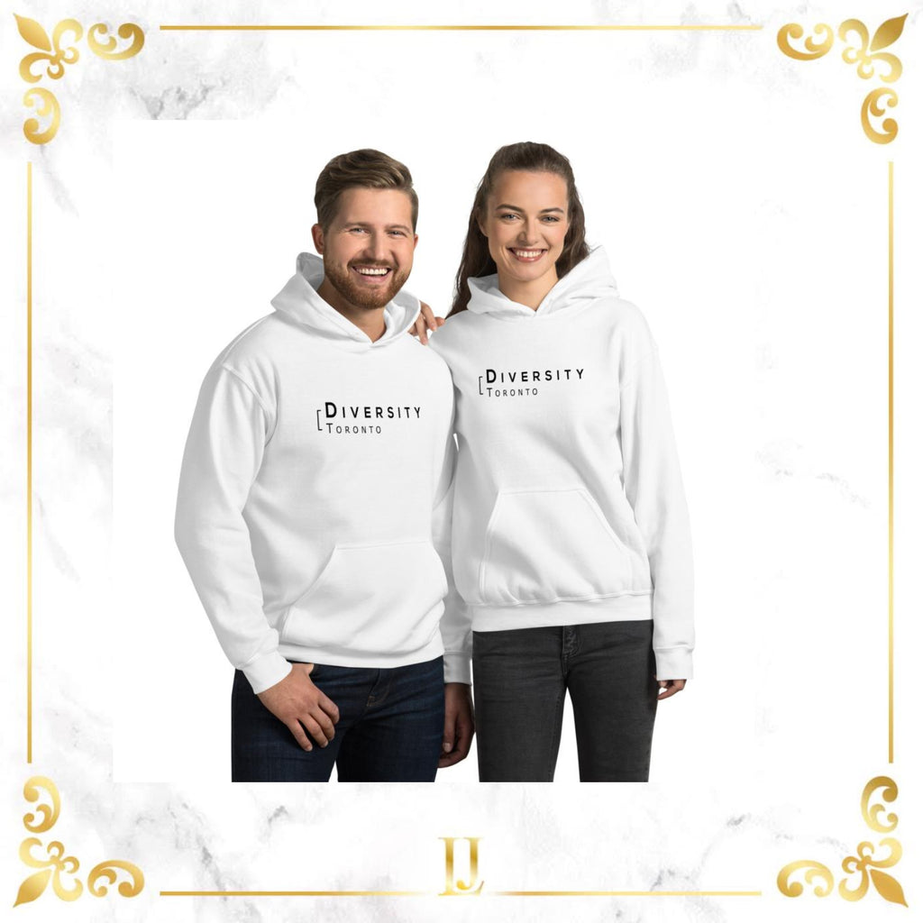 Stylish Diversity Unisex Hoodie - Limitless Jewellery