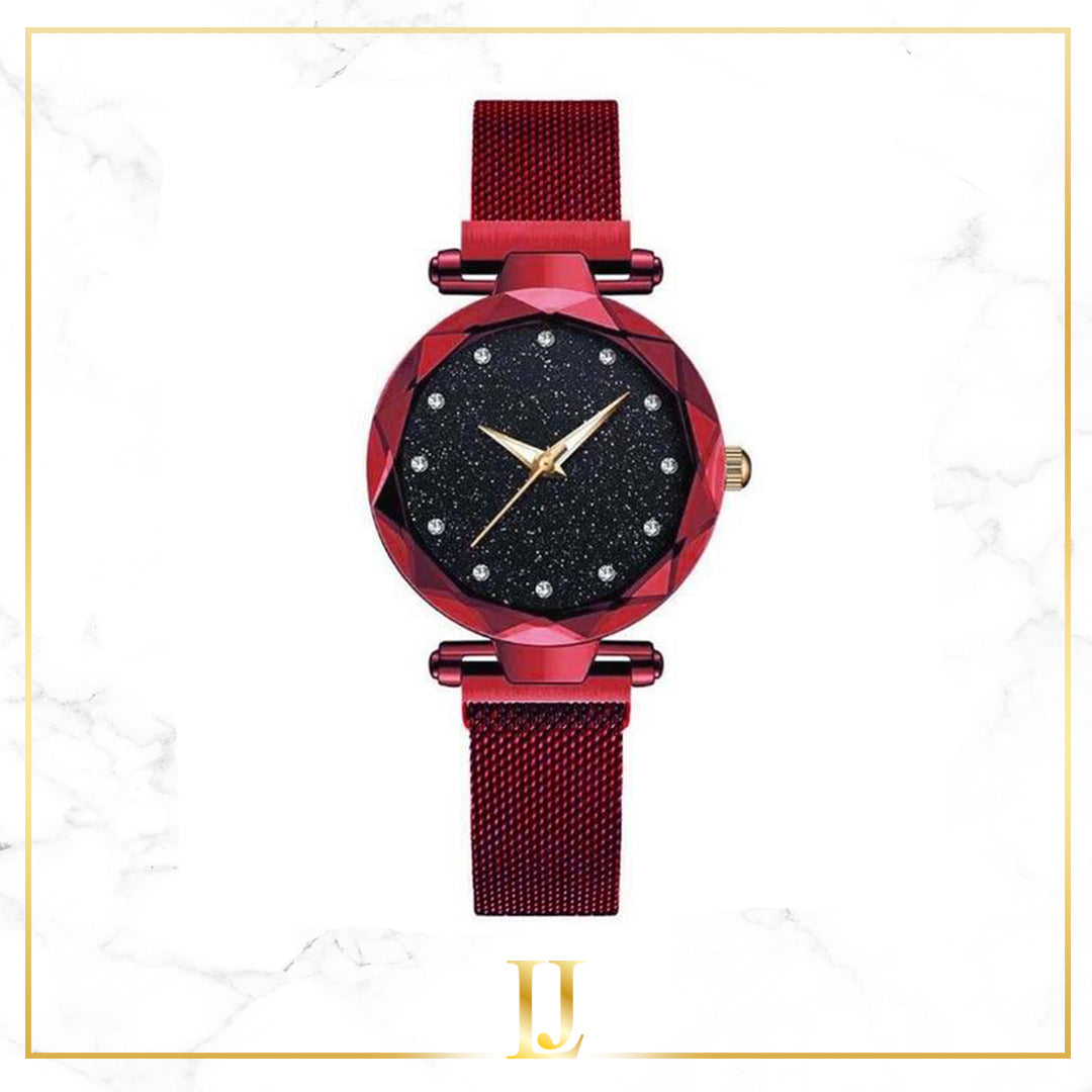 Starry Sky Roman Numeral Watch - Limitless Jewellery