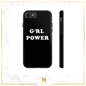 G🌹rl Power Case Mate Phone Case - Limitless Jewellery