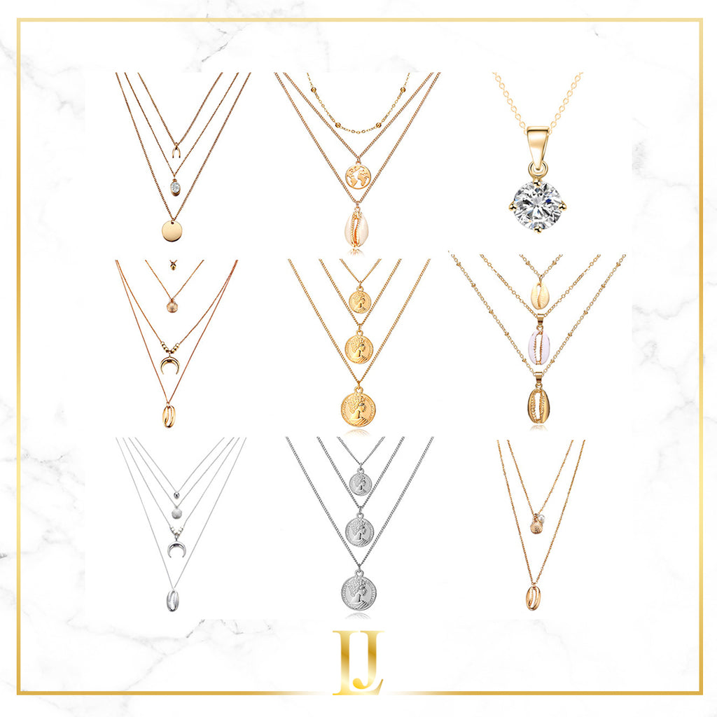 Fashion Jewelry  Women  Necklaces - Limitless Jewellery