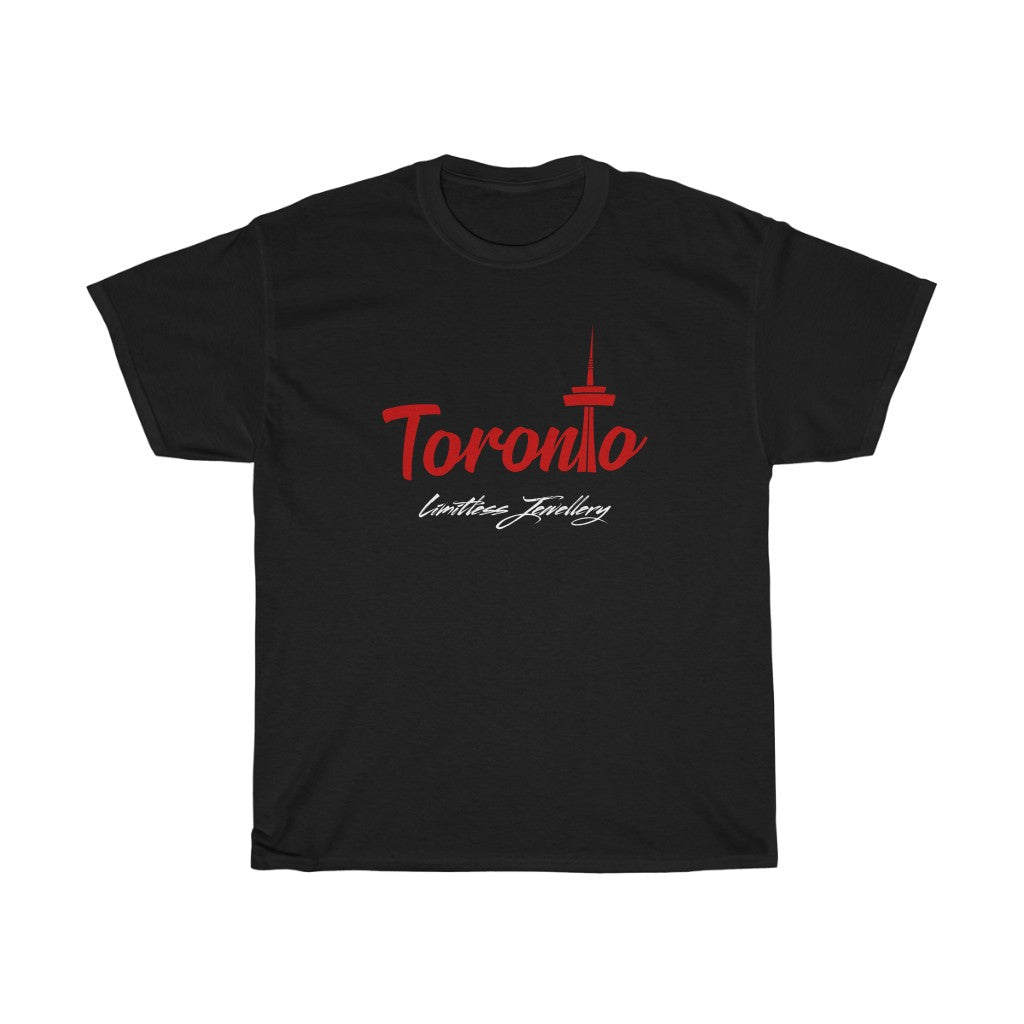 Toronto Heavy Cotton Tee