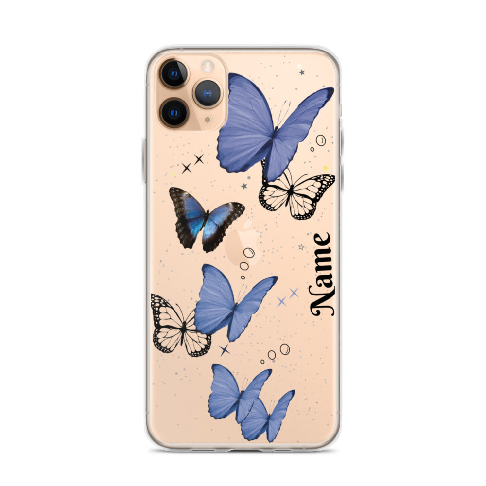 Personalized Butterfly Dreamz Phone Case