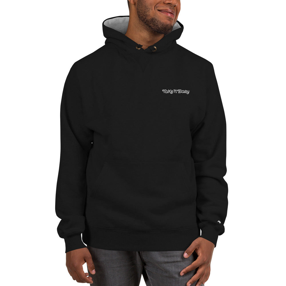 Take It Easy Champion Hoodie