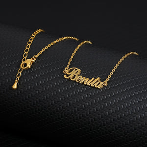 Custom Name Necklace - Limitless Jewellery