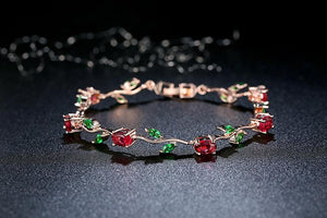 Famera  Rose Bracelet - Limitless Jewellery