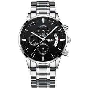 Men's Stainless Steel  Watch - Limitless Jewellery