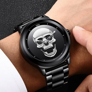 Skull Watch - Limitless Jewellery