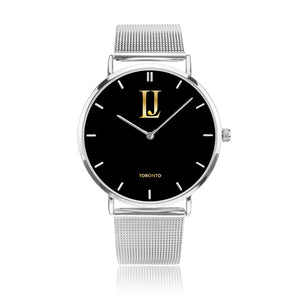 black logo with mesh no calender - Limitless Jewellery
