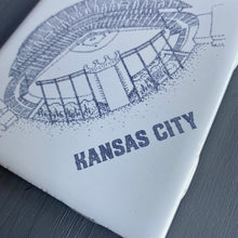 Kansas City Coaster Set of 4