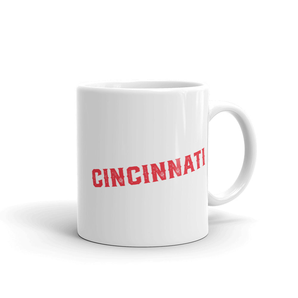 Great American Ball Park - Cincinnati Reds - Ohio - Baseball Mug - Cincinnati Reds Mug - Coffee Mug