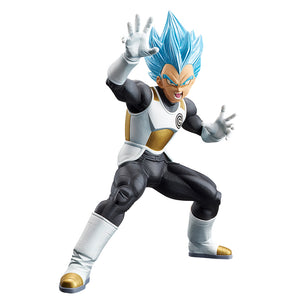 Dragon Ball Super Transcendence Art Vol. 3 SSGSS Blue Vegeta Figure