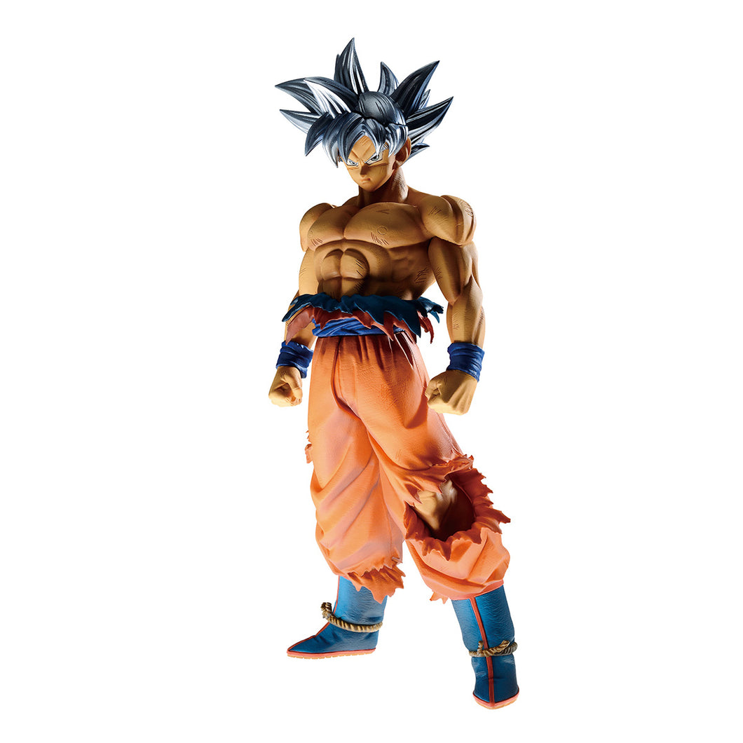 Dragon Ball Super Masterlise Emoving Legend Battle Figure - Ultra Instinct Son Goku 35646