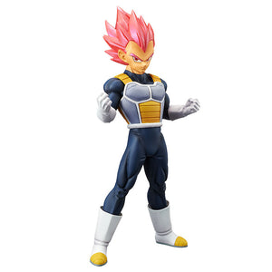 DBS Movie Choukokubuyuuden - Super Saiyan God Vegeta Figure 39033 / 10222