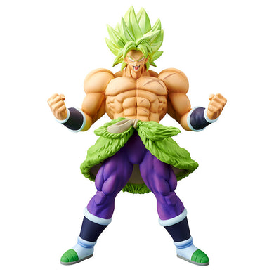 DBS Movie Choukokubuyuuden - Super Saiyan Broly Full Power Figure 39034 / 10223