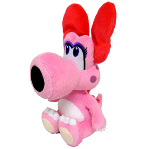 Little Buddy Super Mario Series Birdo Plush, 7""