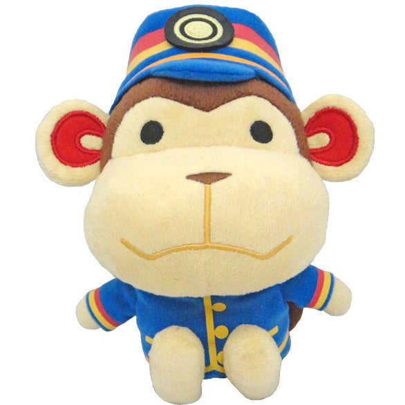 Little Buddy Animal Crossing Porter Plush, 7.5