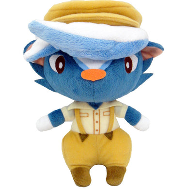 Little Buddy Animal Crossing Kicks Plush Doll, 8