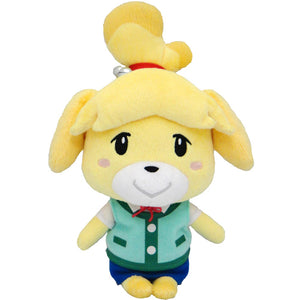 Little Buddy Animal Crossing Isabelle Plush, 8""