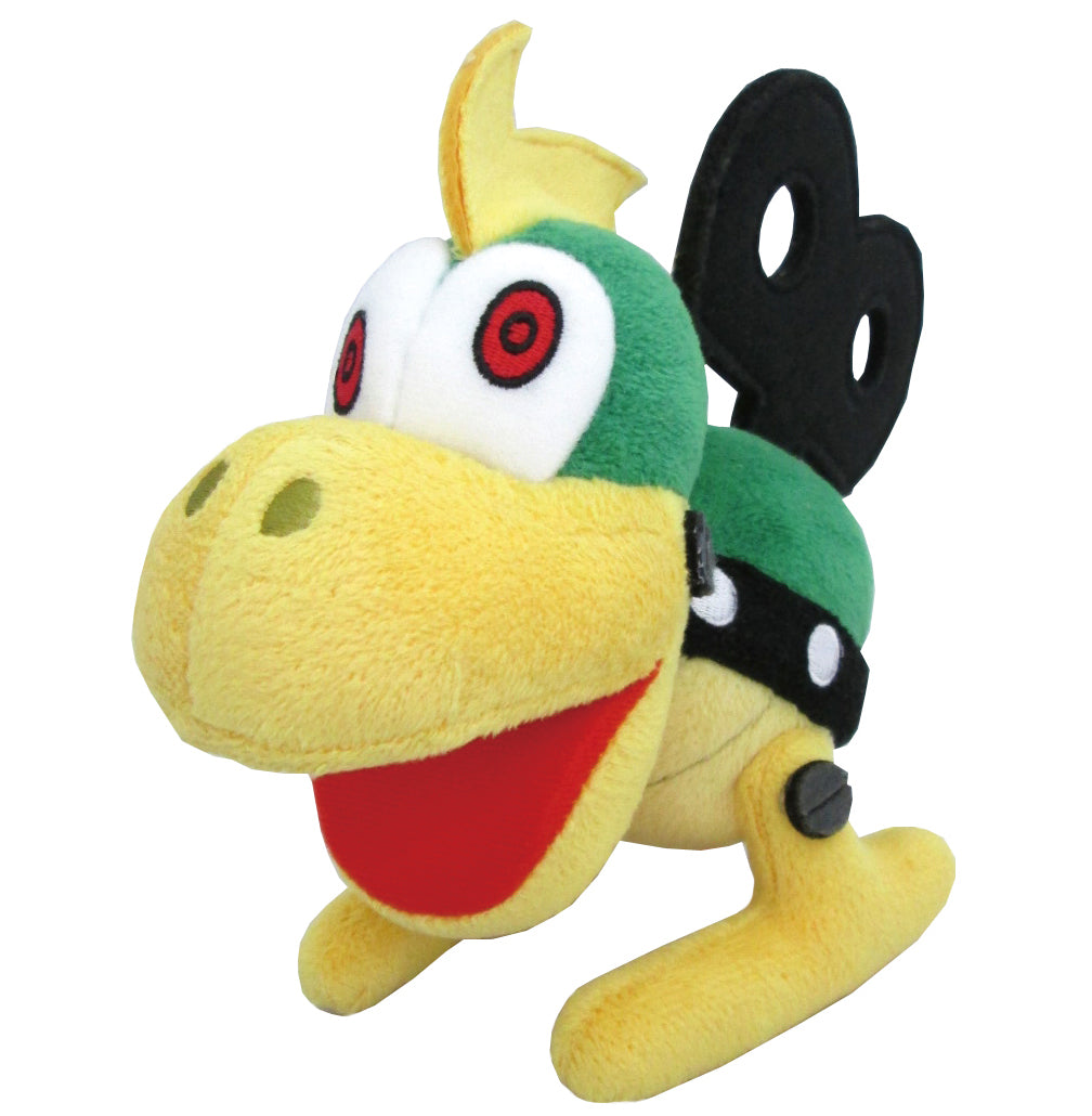 Little Buddy Super Mario Series Mecha Koopa Plush, 6