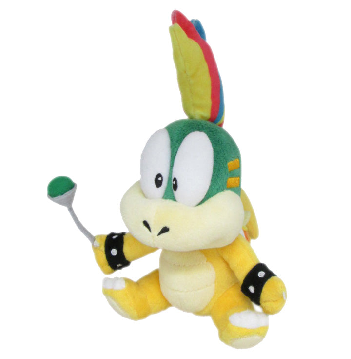 Little Buddy Super Mario Series Lemmy Koopa Plush, 8