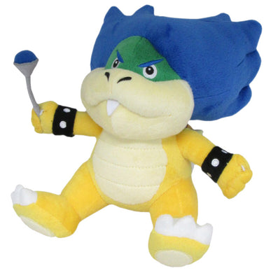 Little Buddy Super Mario Series Ludwig Von Koopa Plush, 7