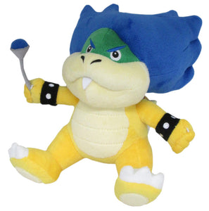 Little Buddy Super Mario Series Ludwig Von Koopa Plush, 7""