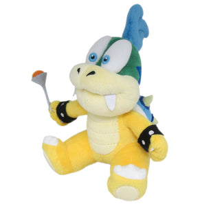 Little Buddy Super Mario Koopalings - Larry Koopa Plush, 7""