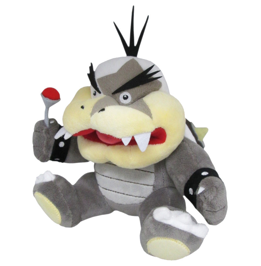 Little Buddy Super Mario Series Morton Koopa Plush, 9