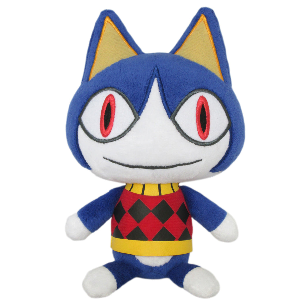 Little Buddy Animal Crossing Rover Cat Plush, 8