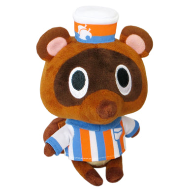 Little Buddy Animal Crossing Timmy Convenience Store Clerk Plush, 5.5