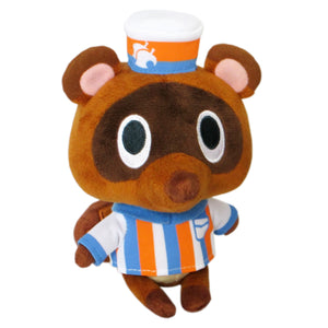 Little Buddy Animal Crossing Timmy Convenience Store Clerk Plush, 5.5""