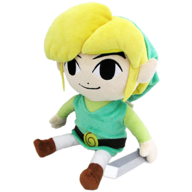Little Buddy The Legend of Zelda - Wind Waker - Link Plush, 8