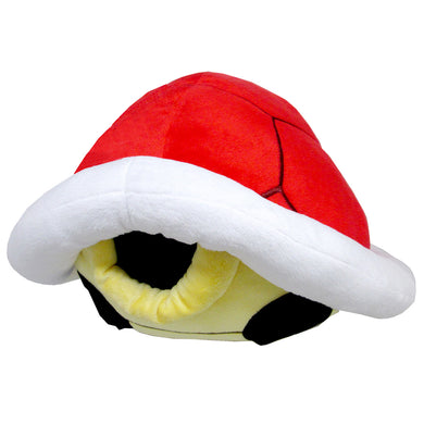 Little Buddy Super Mario Series Red Koopa Shell Pillow Cushion Plush, 15
